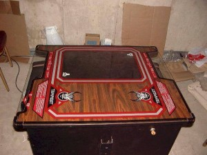 Tempest Cocktail Table Arcade