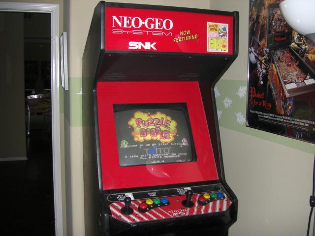 Neo geo 4 slot repair