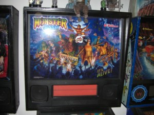Monster Bash Pinball