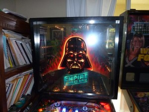 Empire Strikes Back Pinball
