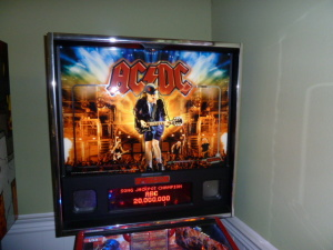 ACDC Limited Edition Stern