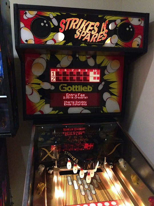 List of New Inventory - Pinball Machines For Sale!