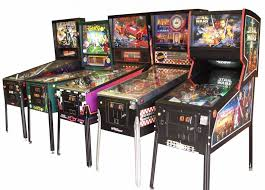re-stocking pinball games