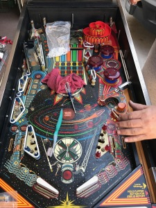 Pinbot Game