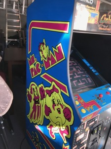 Galaga/Ms Pacman