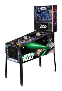 star wars pinball game