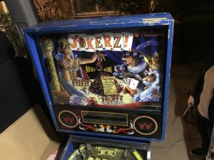 Jokerz Williams Pinball