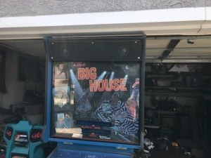 Big House Gottlieb Pinball