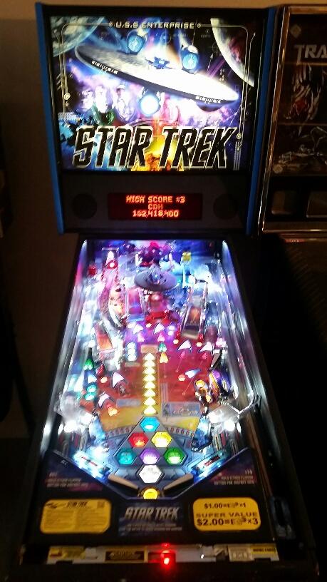 Star Trek Pro Pinball Machine For Sale | Endless Pinball